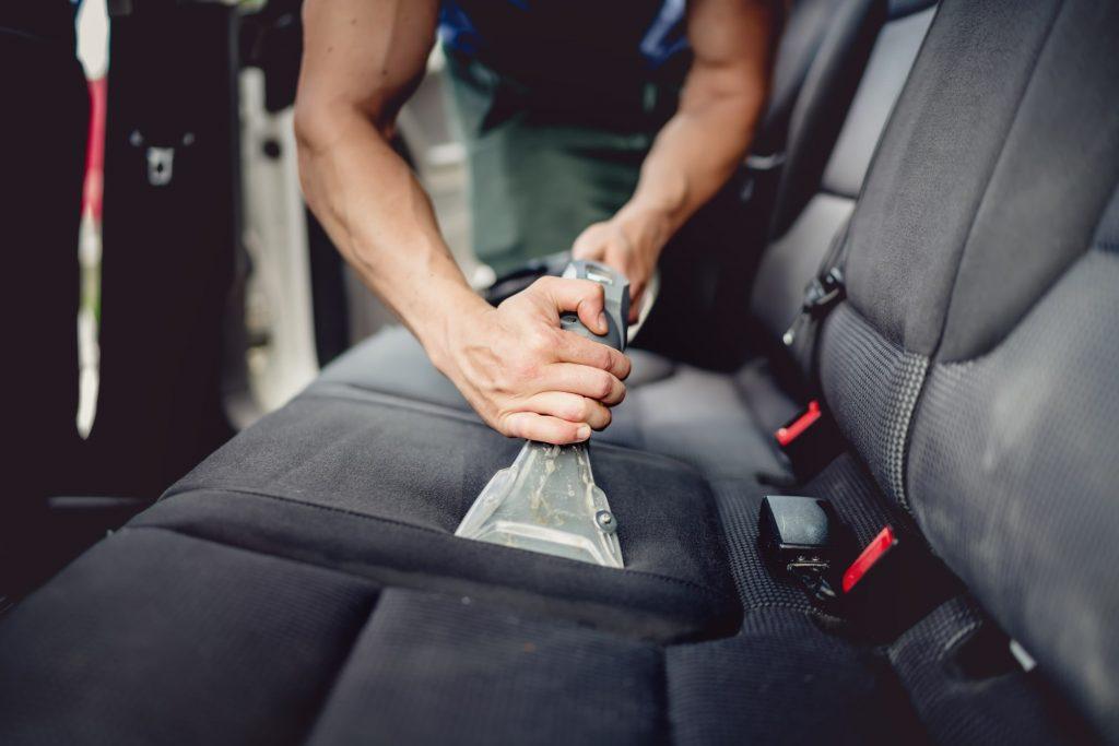 car interior cleaning Sydney