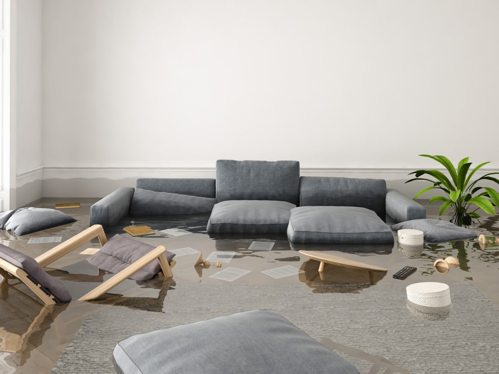 flood damage restoration company in Sydney