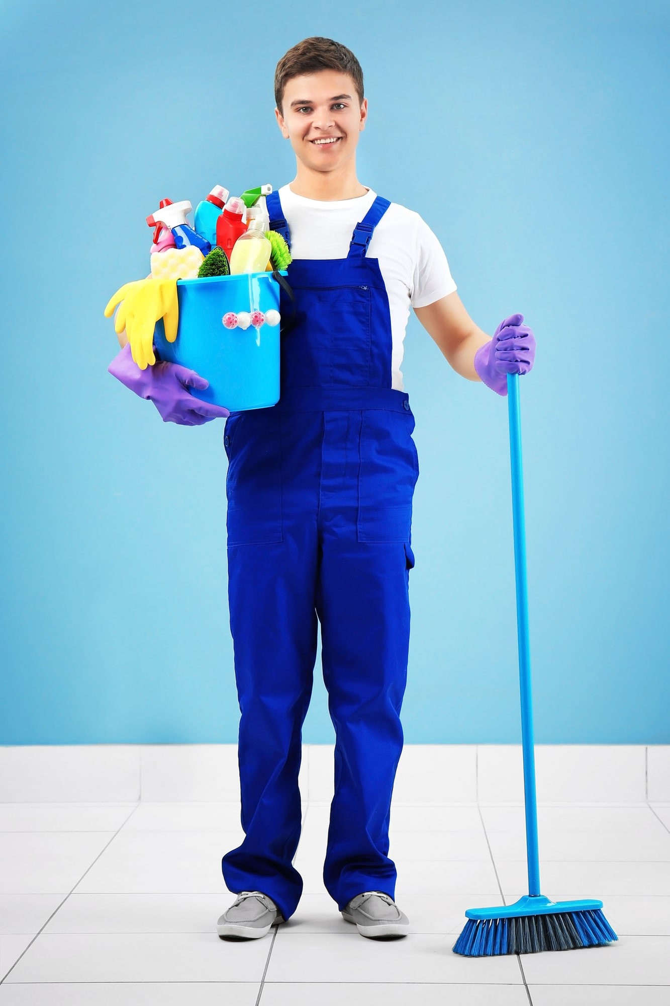 Contact Cleaning Services