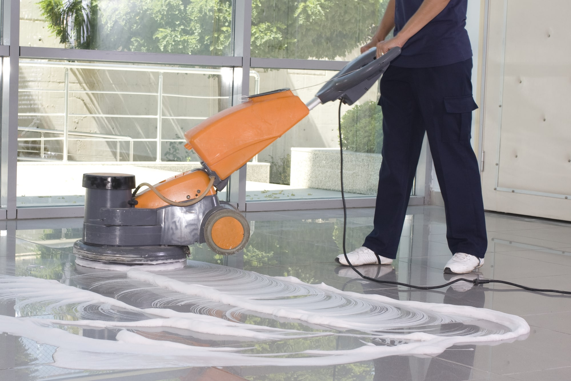tile grout cleaning office Sydney